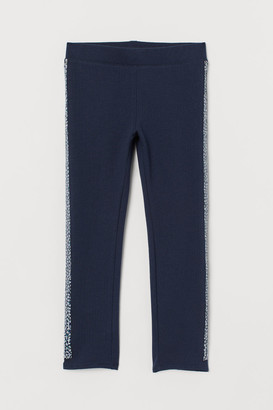 H&M Leggings with sequins