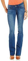YMI Jeanswear Slim-Hers Bootcut Jeans