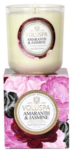 Voluspa Maison Jardin Amaranth & Jasmine Classic Maison Candle