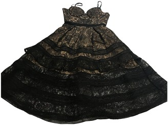 Self-Portrait Black Lace Dresses