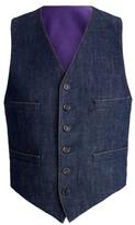 Thumbnail for your product : Ralph Lauren Collection Ralph Lauren Roland Denim Vest