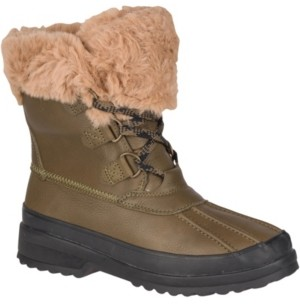 Sperry Women's Maritime Leather Winter Boots Women's Shoes