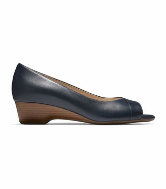 Cole Haan womens The Go-to Ot Wedge (40mm)) Pump
