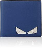 Fendi Men's Buggies Billfold-BLUE