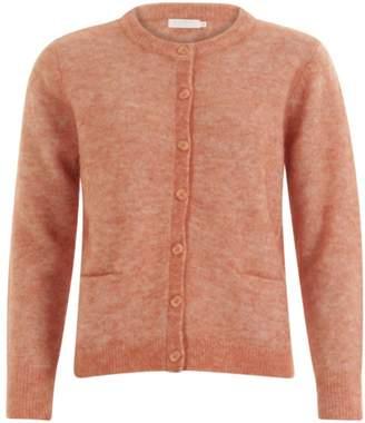 Coster Copenhagen - Cardigan In Crystal Mohair - XS - Pink