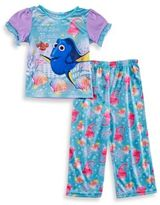 Disney Nemo and Dory 2-Piece PJs in Blue