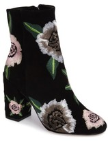 Rebecca Minkoff Women's Bryce Flower Embroidered Bootie