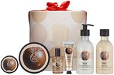 The Body Shop Shea Ultimate Collection Gift Set, 6pc Bath and Body Gift Set