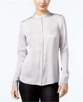 GUESS Catee Collarless Shirt