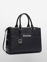 Calvin Klein Valerie Triple Compartment Tote