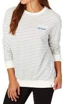 rhythm Sweatshirts Essentials Pullover - White