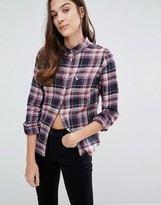 Jack Wills Sheering Classic Fit Check Shirt