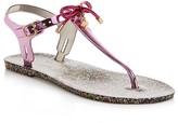 Kate Spade Fanley Jelly Thong Sandals