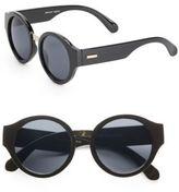 MinkPink 50MM Round Sunglasses