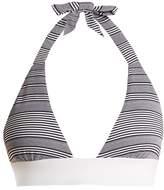 Heidi Klein Cote Sauvage halterneck bikini top