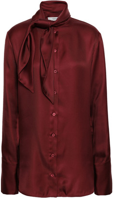 Pringle Silk-twill Shirt