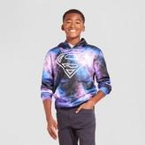 Superman Boys' Galaxy Print Hoodie - Multicolored