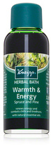 Kneipp Spruce and Pine Warmth and Energy Herbal Bath