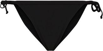 New Look Plain Tie Side Bikini Bottoms