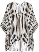 Velvet by Graham & Spencer Amidala striped cotton top