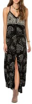 O'Neill Anissa Print Maxi Dress
