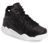 Fila Boy's The Cage Ostrich Sneaker