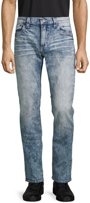 Affliction Gage-Fit Logo Jeans