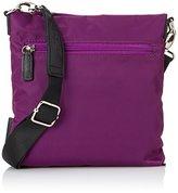Jost Womens Tofino Shoulder Bag Xs Satchel Berry