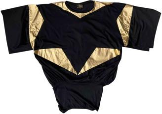 Vivienne Westwood Black Cotton Dresses