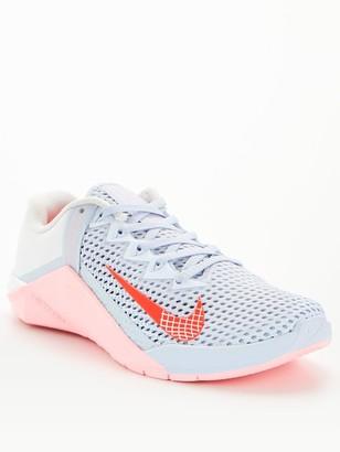 Nike Metcon 6 - Grey/Pink