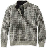 L.L. Bean Heritage Sweater, Norwegian Quarter-Zip
