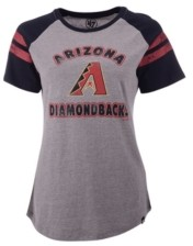 '47 Arizona Diamondbacks Women's Fly Out Raglan T-shirt