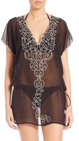 Elizabeth Hurley Florenza Silk Tunic