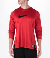 Nike Men's Elite Hooded Shooter Shirt