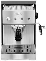 Krups CLOSEOUT! Precise Tamp Stainless Steel Automatic Espresso Machine