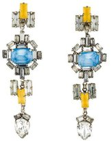 Erickson Beamon Chandelier Clip-On Earrings