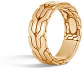John Hardy Men's Classic Chain 18k Ring