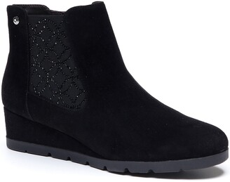 Stonefly Milly Wedge Bootie