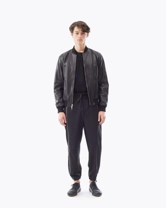 3.1 Phillip Lim Leather Bomber Jacket