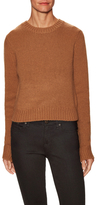 A.L.C. Heather Wool Ribbed Sweater