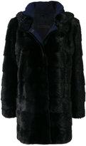 Simonetta Ravizza hooded coat