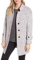 Lucky Brand Women's Boiled Wool Coat