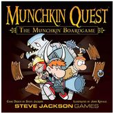Steve jackson games Munchkin Quest Board Game by Steve Jackson Games