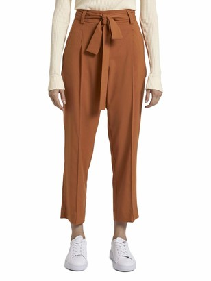 TOM TAILOR mine to five Women's Bugelfalten Slacks