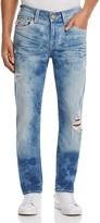 True Religion Geno Straight Fit Jeans in Indigo Tide