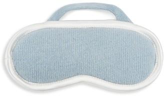 Portolano Ribbed Cashmere Eye Mask