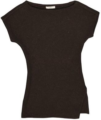 Bouchra Jarrar Brown Wool Knitwear for Women