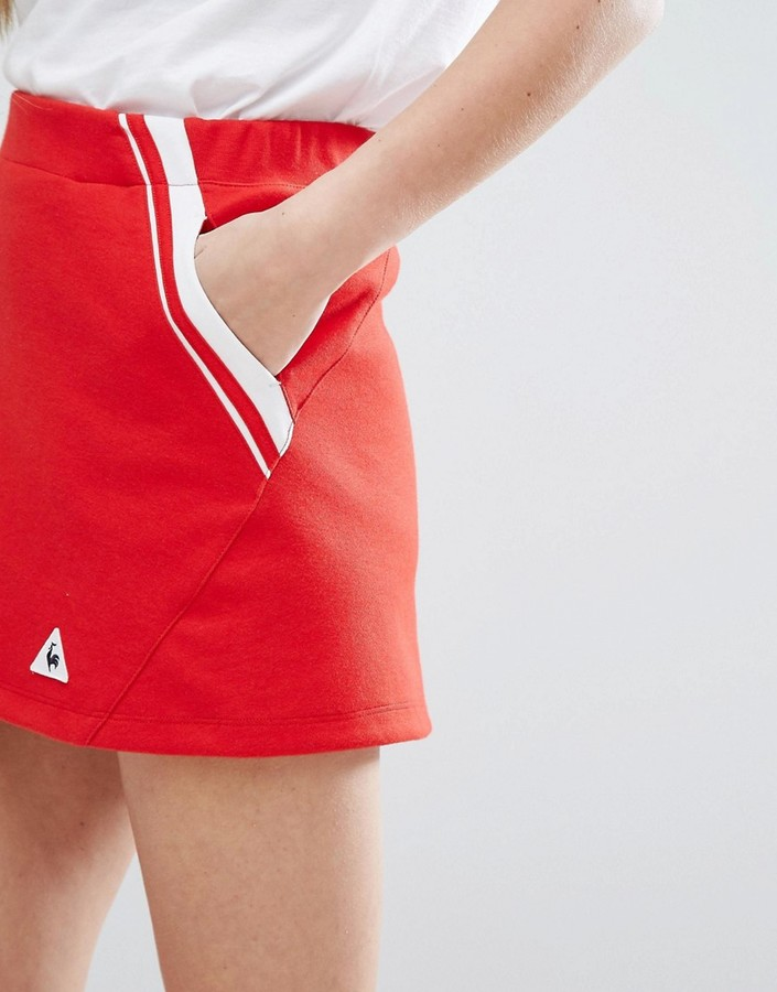 Thumbnail for your product : Le Coq Sportif Mini Skirt