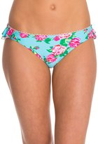 Betsey Johnson Garden Rose Hipster Bikini Bottom 8126766