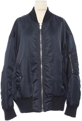 Miu Miu Navy Jacket for Women